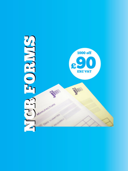1000 A5 NCR Forms