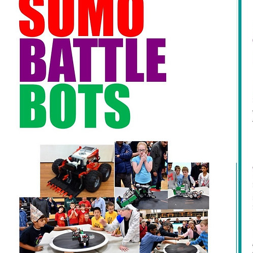 SUMO BOT BATTLE, April 4th to 23rd