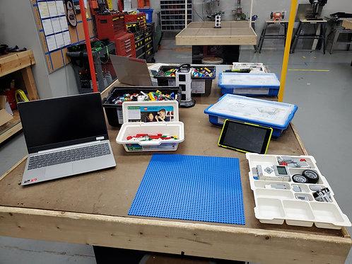 Exploratory STEM -- July 26th - 30th (9-11am)