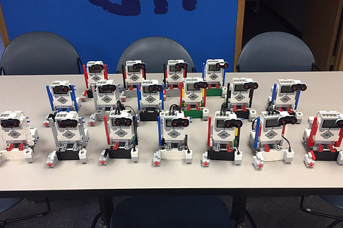 LEGO EV-3 Basic Programming and Engineering - June 22nd to 26th, 1-4 pm.