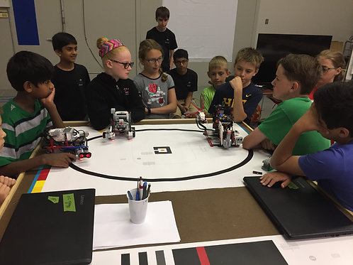 LEGO EV-3 Programming and Engineering 202, July 19th-23rd, 9-11am