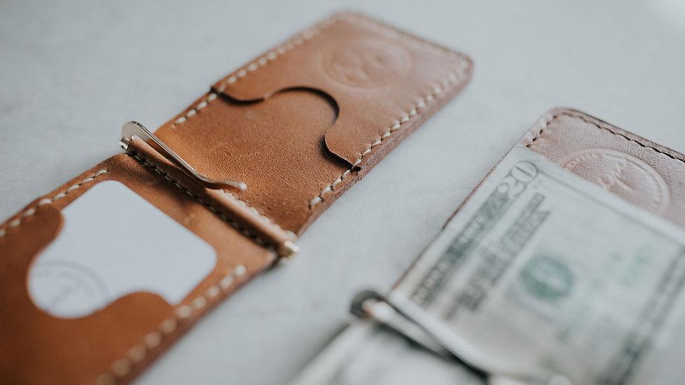 Agape Bi-Fold with Money Clip