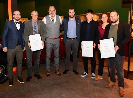 Verleihung der Panathlon-Preise 2018