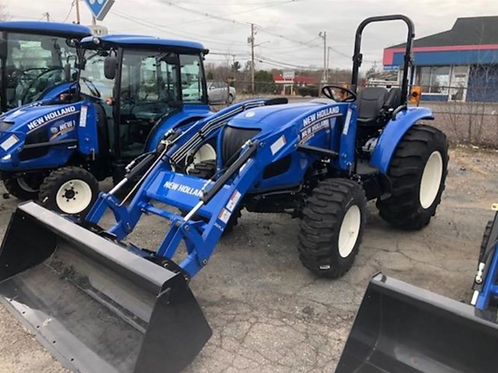 2019 New Holland BOOMER 45