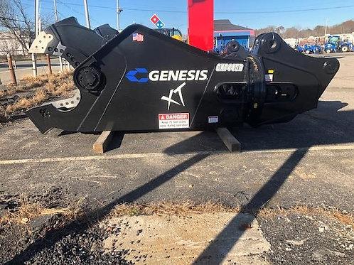 2019 Shears Steel Genesis GXT445R 4451175