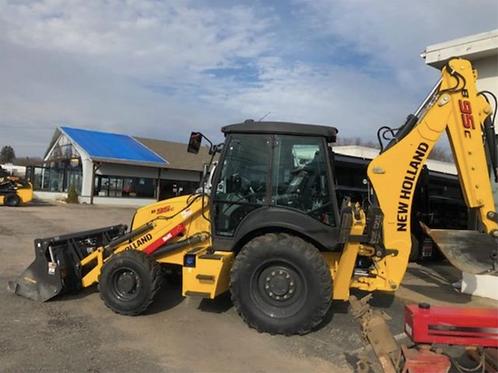 2019 New Holland B95C