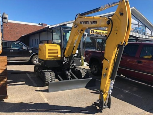 2019 New Holland E60C