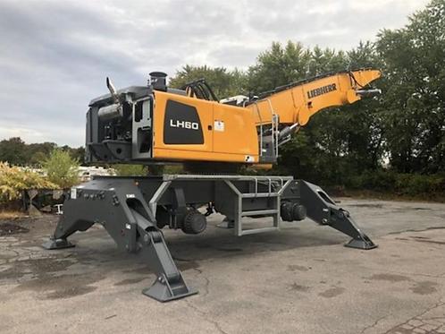 2020 Liebherr LH60M