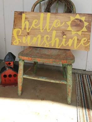 Hello Sunshine 12hx24w