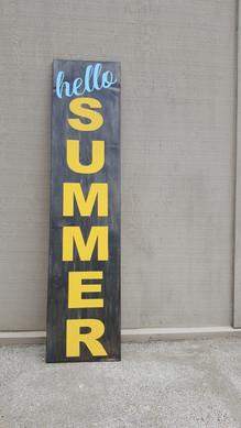 Hello Summer 48in
