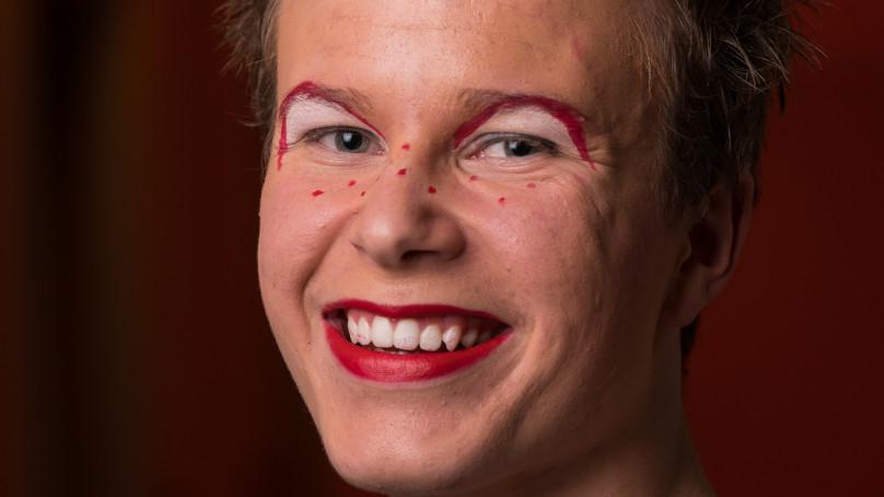 Smil! Foto: Kristian Wanvik