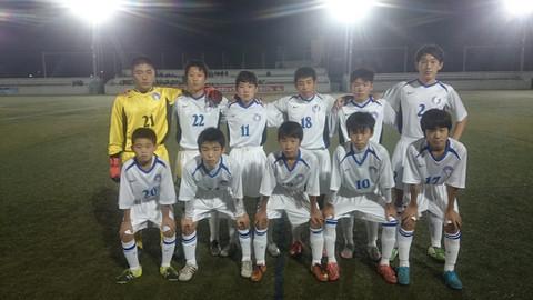 U-14クラブユース選手権 vs FCジュネス