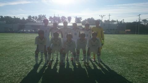 U-14クラブユース選手権 2次トーナメント  vs つくばFC