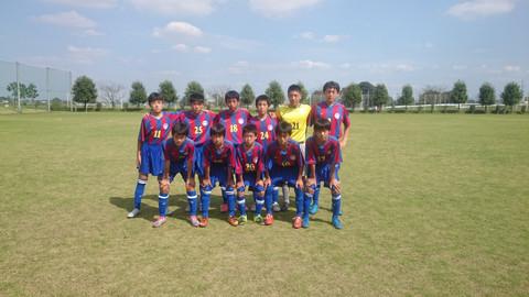 U-14クラブユース選手権 vs 八千代JFC