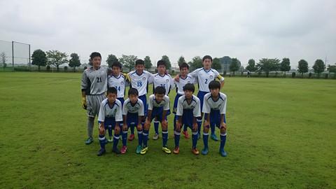 U-14クラブユース選手権 vs 日立JYSC