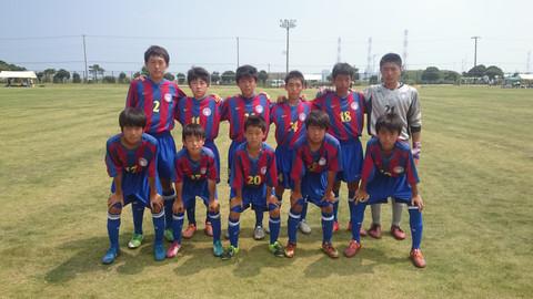鹿嶋サッカーフェスティバル vs 鹿嶋市立平井中学校 vs FCひがしJY(富山県)