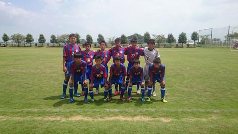 U-14クラブユース選手権 vs KⅡSC