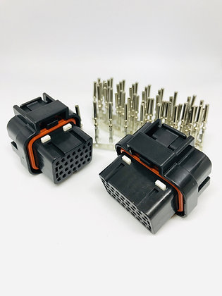 MoTeC ECU Connector Kit M130, M400, M600, M800