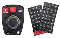 MoTeC 5 Button Rotary Controller