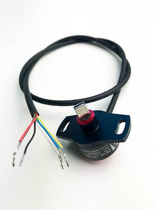Rotary Position Sensor KH21 & KH22 Non-Contact