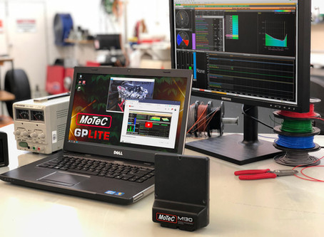 Join the MoTeC M1army with the new M1GP Lite