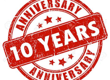 10 Years of EPS