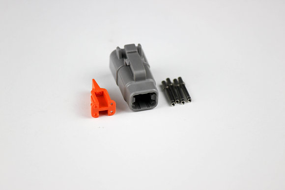 DTM Connector 4 Pin Female