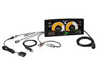 C1212 MoTeC Dash Logger Kit Inc GPS, Loom etc