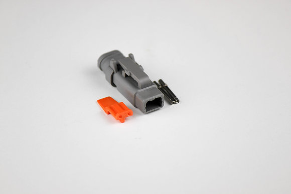 DTM Connector 2 Pin Female