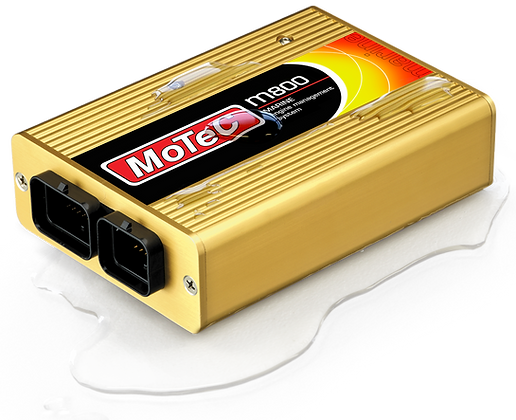 M800 MoTeC ECU
