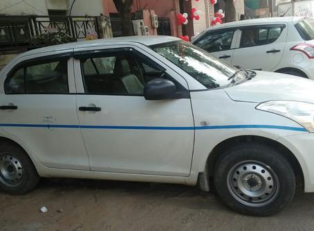 Delhi-Dalhousie-Dharamshala-Delhi 5 days cab ( Dzire) cost RS 20,000.00 GST extra.