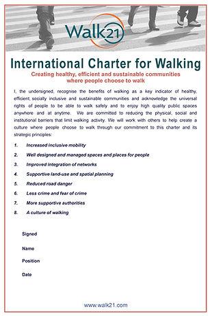 International Charter for Walking