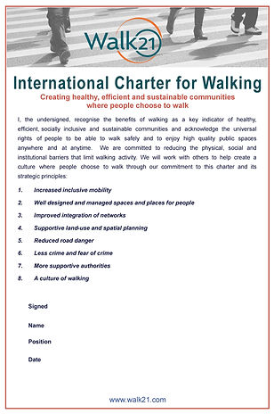 International Charter for Walking