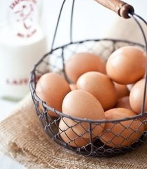 It is more economical to buy fresh eggs in a carton of 30. However, I have limited storage in my ref