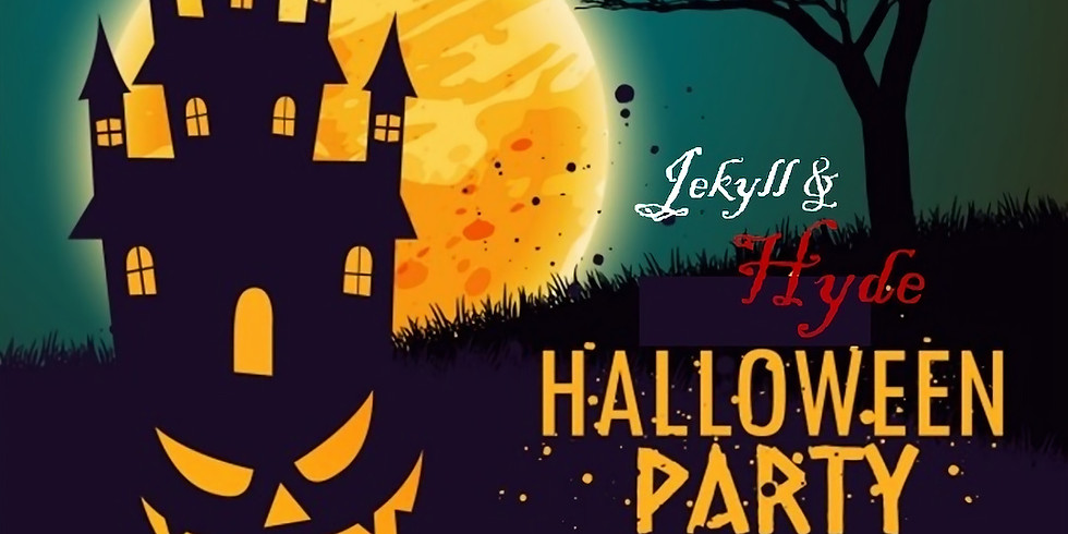 Jekyll and Hyde Halloween Party 2