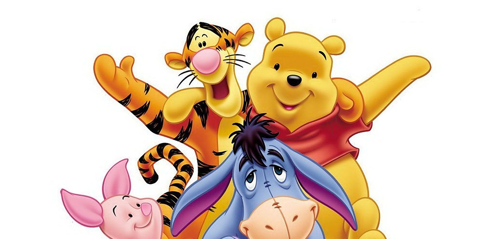 Winnie the Pooh Roleplay and Show & Tell