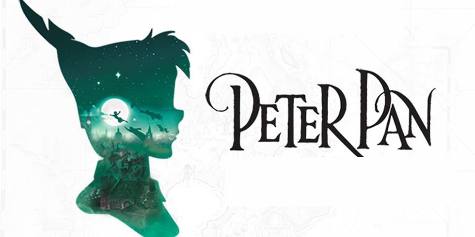 Peter Pan Online Acting Workshop