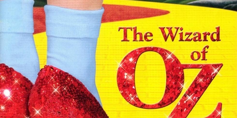Wizard of Oz Acting Workshop
