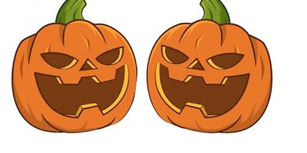 Frankenstein Halloween Party (Mandarin)