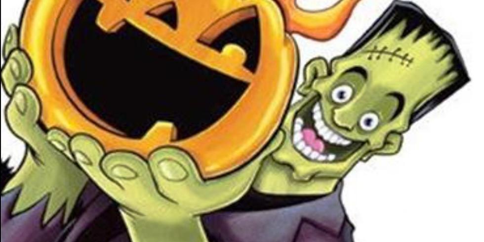 Frankenstein's Halloween Night Party