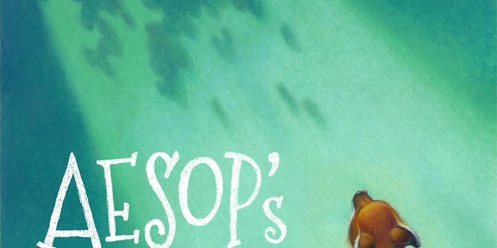 Aesop Fables' Storytelling Workshop