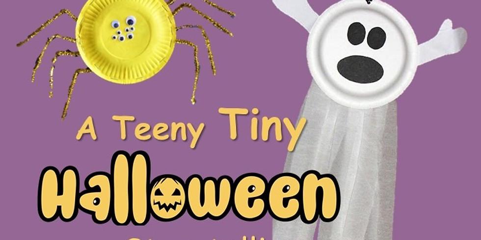 A Teeny Tiny Halloween Story