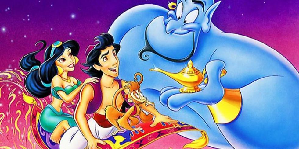 Aladdin at Tamarind Square