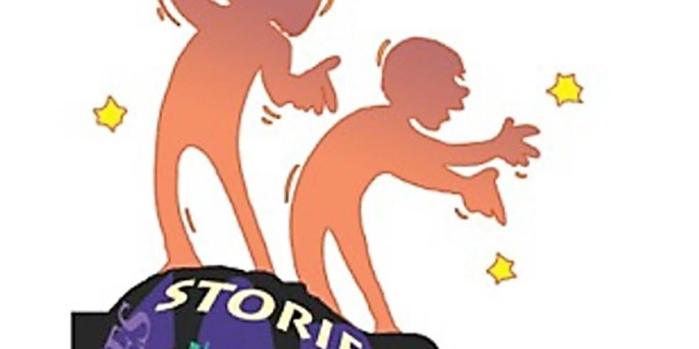 April Storytelling & Story Acting Workshop