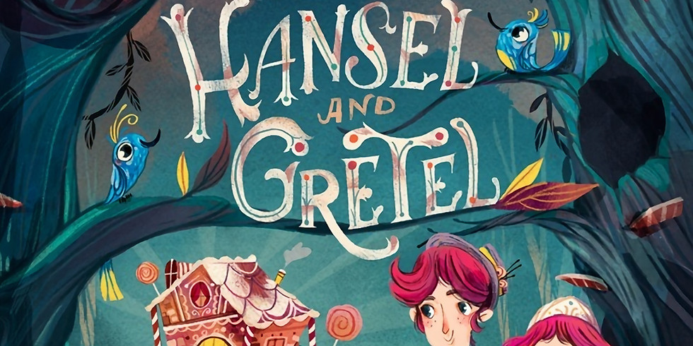 Hansel and Gretel at Sunway Putra