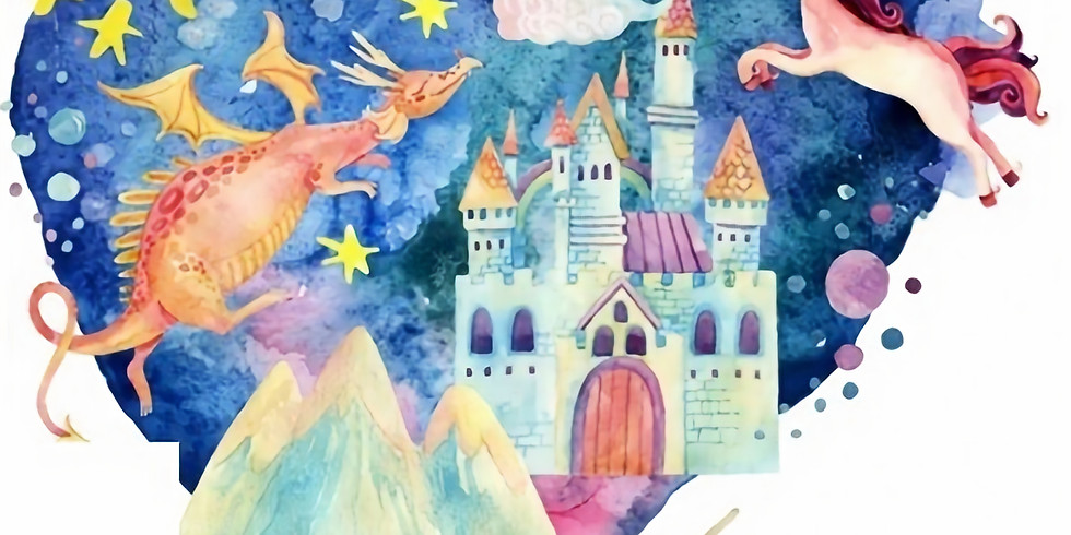 Online Storytelling Competition - Fairy Tales
