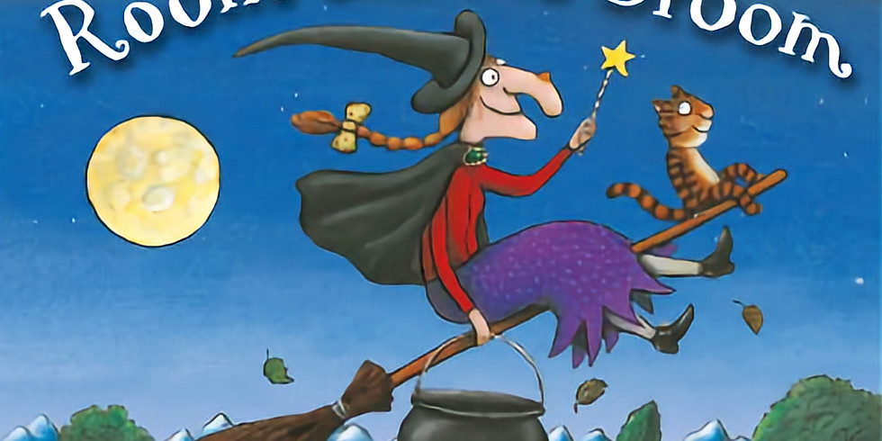 The Room on the Broom