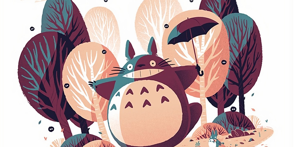 My Neighbor Totoro  Workshop