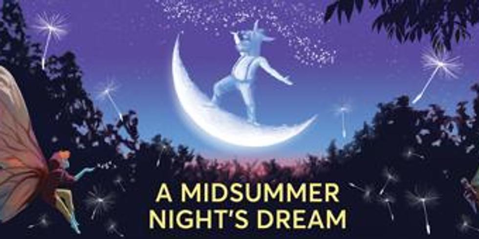 A Midsummer Night's Dream Workshop
