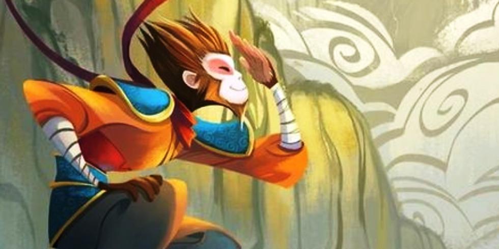 The Monkey King at Jaya One